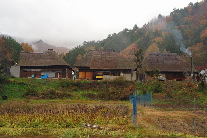 日本の農村集落の象徴